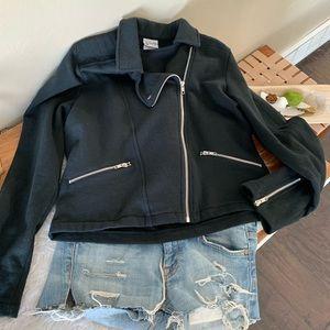 Disney Parks Mickey Bomber jacket/sweatshirt